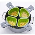 Jokari Healthy Steps Pasta Basket (Set of 4)
