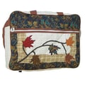 Patch Magic Autumn Leaves Tote Bag