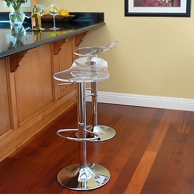 RST Living Portola Adjustable Bar Stool