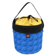 LEGO Luggage Small Lego Pattern Cinch Bucket