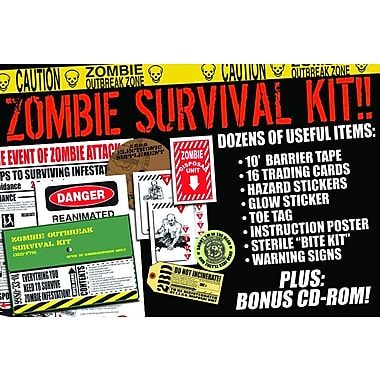 Diamond Selects Zombie Outbreak Survival Kit