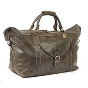 Claire Chase 12'' Duffel Bag; Brown