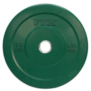 VTX by Troy Barbell VTX Colored Bumper / Training Plate; 10 lbs