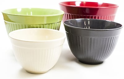 Natural Home Moboo 4 Piece Mixing Bowl