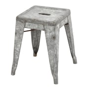 Woodland Imports Classic 17'' Bar Stool