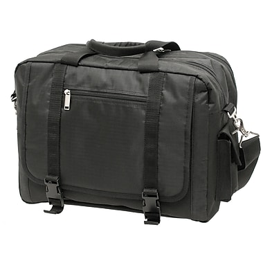 Netpack Rip - Stop Laptop Briefcase; Black
