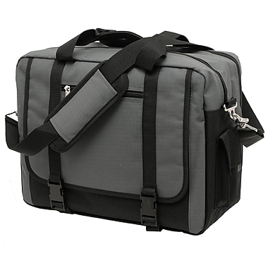Netpack Rip - Stop Laptop Briefcase; Grey