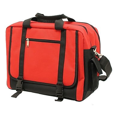 Netpack Rip - Stop Laptop Briefcase; Red