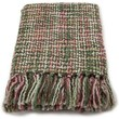 BedfordCottage Hanover Woven Acrylic Throw; Parfait