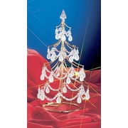 Classic Lighting Cheryls 1' 4'' Grapes Frosted Artificial Christmas Tree