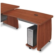 OFM Venice Executive Desk Return; Cherry