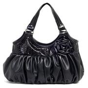 Parinda Alyssa Large Tote Bag; Black