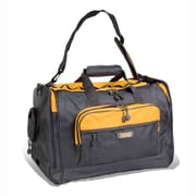 J World Moro Sports Duffel Bag; Yellow