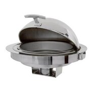 Buffet Enhancements Classic Empire Style Round Counter Drop-In Chafing Dish