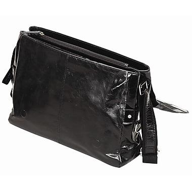 Bellino Bellino Messenger Bag; Black
