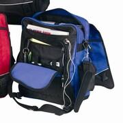 Preferred Nation Monsoon Messenger Bag; Blue