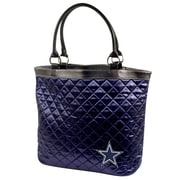 Little Earth NFL Quilted Tote Bag; Dallas Cowboys