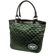 Little Earth NFL Quilted Tote Bag; New York Jets