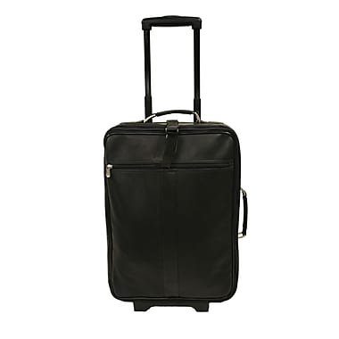 Piel Traveler 22'' Wheeled Traveler; Black
