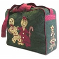 Patch Magic Gingerbread Family Tote Bag