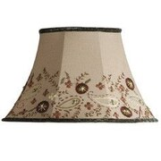 Laura Ashley Home 13'' Amelia Linen Empire Lamp Shade