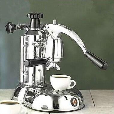 La Pavoni Stradavari Espresso Machine; Black