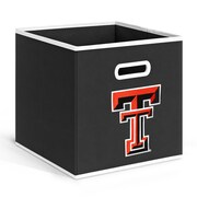 My Owners Box NCAA Storage Cube; Texas Tech Red Raiders
