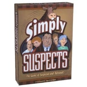 Spy Alley Simply Suspects Board Game