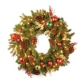 National Tree Co. Pre-Lit 30'' Home for the Holidays Wreath