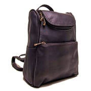 Le Donne Leather Women's Everyday Backpack; Caf