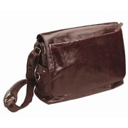 Bellino Bellino Messenger Bag; Brown