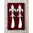 Thirstystone Fleur de Lis Spreader (Set of 2)