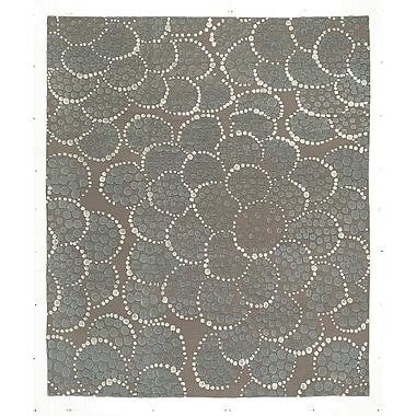 Artisan Carpets Designers' Reserve Grey Area Rug; 3' x 5'