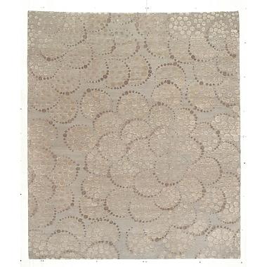 Artisan Carpets Designers' Reserve Gray Area Rug; 3' x 5'