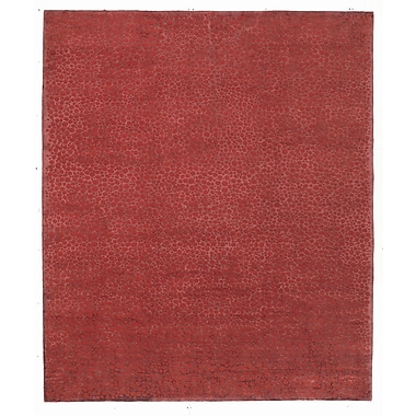 Artisan Carpets Designers' Reserve Red Area Rug; 3' x 5'