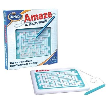 Think Fun Amaze Handheld Maze Game