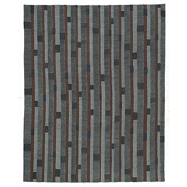 Artisan Carpets Designers' Reserve Black Area Rug; 3' x 5'