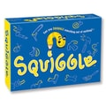 Random Line Squiggle Board Game