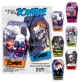Mindtwister USA Zeven Card Zombie Game