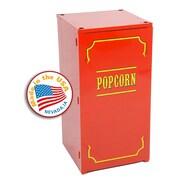 Paragon International 1911 Premium 4 oz. Popcorn Machine Stand; Red
