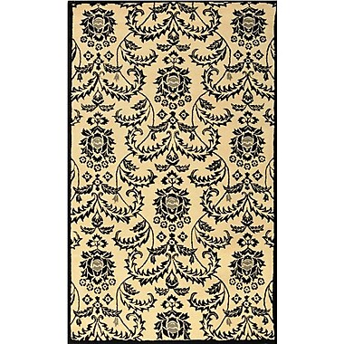 MOTI Rugs Lilly Ivory Rug; 8' x 11'