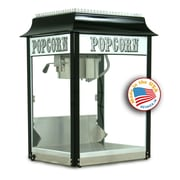 Paragon International 1911 8 oz. Popcorn Machine; Black