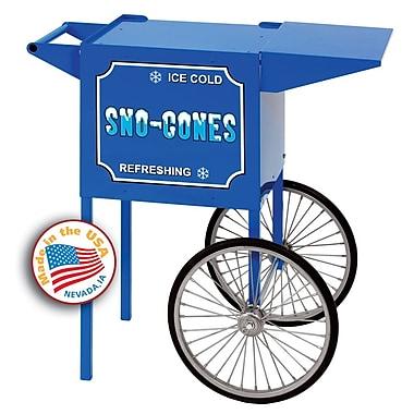 Paragon International Sno Cone Cart for Arctic Blast