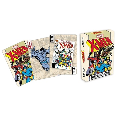 NMR X-Men Playing Cards