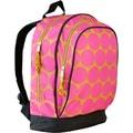 Wildkin Big Dots Sidekick Backpack; Hot Pink