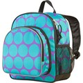 Wildkin Big Dots Pack'n Snack Backpack; Aqua