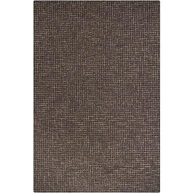 Chandra Acer Grey Area Rug; 8' x 10'