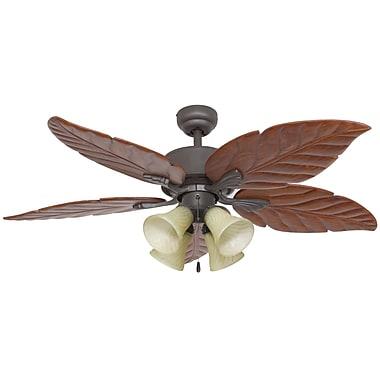 Calcutta 52'' St. Marks 4 Light 5 Blade Ceiling Fan