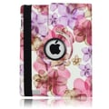 Bargain Tablet Parts iPad Mini Blossom Rotating Case; Pink