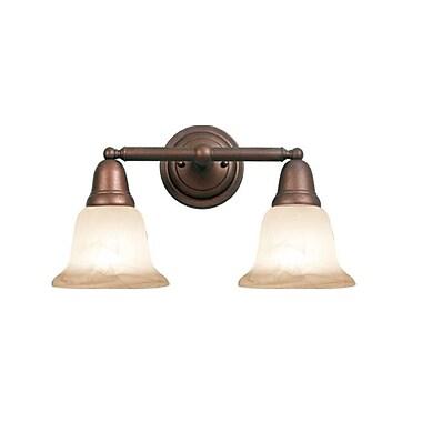 Woodbridge Hudson Glen 2 Light Vanity Light